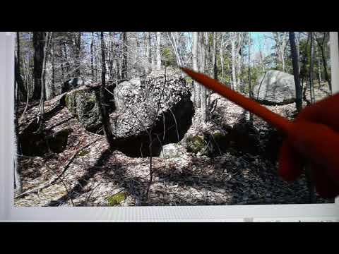 The Giant's Megaliths of New Hampshire: Connecting the Dots