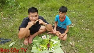 Béo Gầy TV | Đùi Gà Tây Nướng Siêu Cay | Super Spicy Roasted Turkey Drumstick