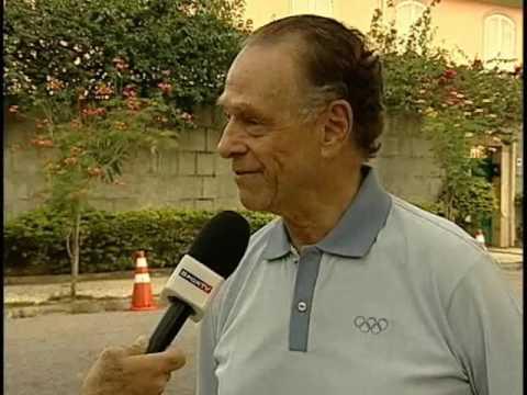 Entrevista de Nuzman sobre Juan Antonio Samaranch