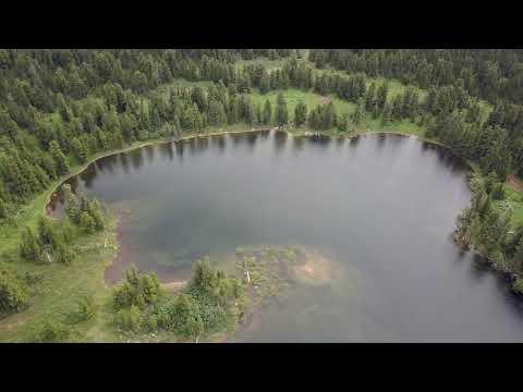 Манское белогорье. Озеро Малое Пезо. Путешествие в горы.