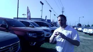 2014 Honda Ridgeline and more for Qiana from Eric Pollock at Tameron Honda in Birmingham