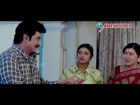 Iddaru Atthala Muddula Alludu Movie Parts 5/11 - Rajendra Prasad, Keerthi Chawla - Ganesh Videos