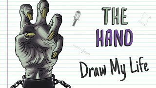 THE HAND   Draw My Life Ghost Stories for Winter