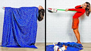 TRICK YOUR FRIENDS || 25 MYSTERIOUS DIY ILLUSIONS & MAGIC TRICKS