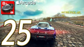 Asphalt 8 Airborne+ Apple Arcade Walkthrough - Part 25 - Season 7: Heat