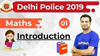 7:00 PM - Delhi Police 2019 | Maths by Naman Sir | Introduction
