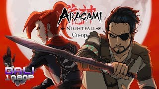 Aragami: Nightfall Co-op PC Gameplay 1080p 60fps