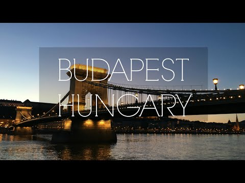 Travel with Me | Budapest Hungary January 2016