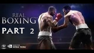 Real Boxing--------Part 2