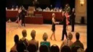Rumba EC Swing Hustle Bronze Proficiencies Fred Astaire DDC