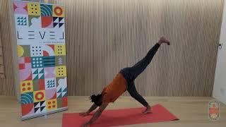 emPOWERed Yoga Warrior Mar 24 2021