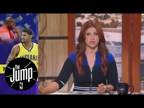 Rachel Nichols calls NBA's tampering policy 'broken'  The Jump  ESPN