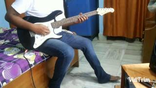 Ruk ja o dil deewane guitar cover