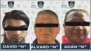 Caen presuntos responsables del feminicidio de Olivia Silva; albañiles que construían su casa