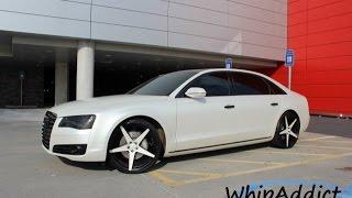 Audi A8 L 2011 More Pictures Videos