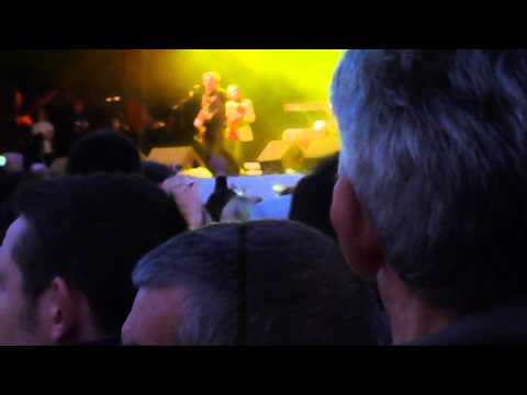 The Saw Doctors - Joyce Country Céilí Band live @ Volvo Ocean Race, Galway '12