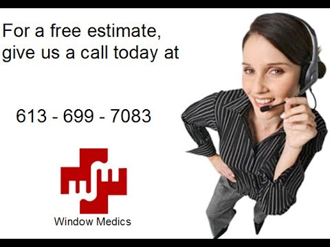 Window Replacement Ottawa - Repair your Foggy Windows Fast