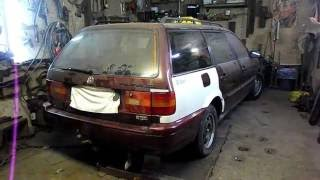 VW Passat B 3 . Tugatish . Avto tana do'konlari.