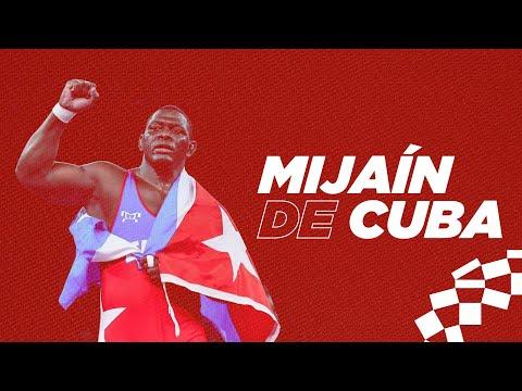 Mijaín dedica su cuarto oro olímpico a Fidel, veálo aquí.