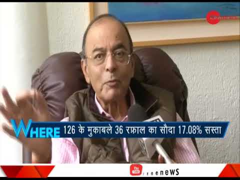 5W1H: New Rafale Deal cheaper than UPA Agreement: CAG report Mp3