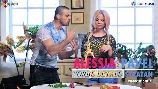 Repeat youtube video Alessia feat. Pavel Stratan - Vorbe letale [Videoclip Oficial] (by Bros Project)