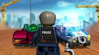 LEGO City build, chase, cars and fun (iOS/Android) | 60FPS HD Best Games For Kids | Gameplay Trailer