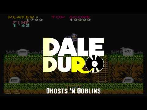 GHOSTS `N GOBLINS [DALEDURO] Beat / Instrumental - Hip Hop / Trap Arcade