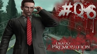 Let's Play Deadly Premonition Xbox 360 - Episode 6