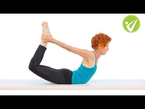 Rocking Pilates Exercise Monica Wilson