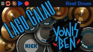 Lagu Galau - Yowis Ben. Real Drum Cover