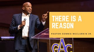 There Is A Reason | Pastor Donnie McClurkin Jr. | Allen Virtual Experience