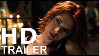 Black Widow - Teaser Trailer #1 (2019) Scarlett Johansson Solo Movie [HD] Marvel CONCEPT