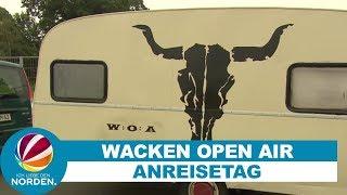 Wacken Open Air 2019 Große Anreise am Montag