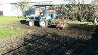 Ford Compact 1200 Tractor for sale on eBay