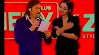 Ревва учит казахский алфавит