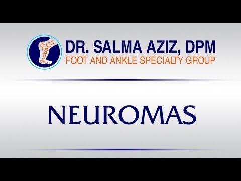 Neuroma Surgery by Dr Salma Aziz at Foot and Ankle Specialty Group in Orange County