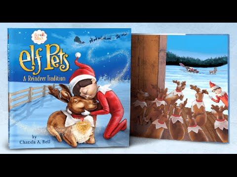 Elf Pets A Reindeer Tradition Broadcast Spot Youtube