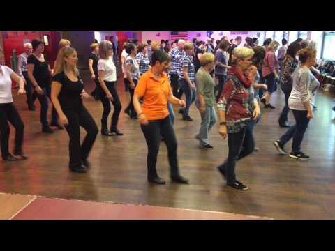 LOVE SONG - LINE DANCE 2017