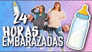 24 HORAS EMBARAZADAS AL MISMO TIEMPO!