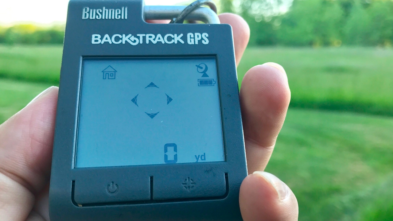 Bushnell backtrack point 3 digital compass and gps review youtube.