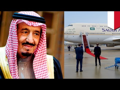 Saudi King's luxury Asian tour: 460 tonnes of gear and huge entourage lands in Indonesia - TomoNews