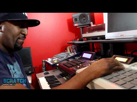 SCRATCH MAGAZINE TV PRESENTS - SCRATCHING THE SURFACE - HOWARD B. KNOXZ