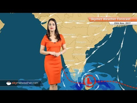 Weather Forecast for Nov 29: Rain in TN, Kerala, Delhi Pollution to rise further