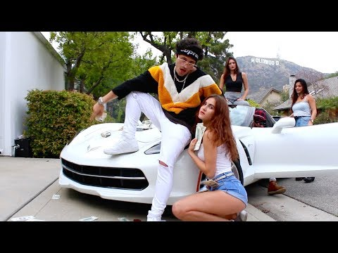 ARVA - Βασιλιάς του Hollywood | King Of Hollywood (Official Music Video) 🇺🇸 🇬🇷