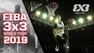 Dunk Contest Highlights | FIBA 3x3 World Tour 2019 - Doha Masters Video