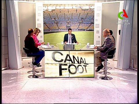 Sport-Canal Foot L'essentiel de l'actualité sportive de la semaine avec Hakim Kechroud
