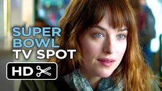 Fifty Shades of Grey Official Super Bowl TV Spot (2015) - Jamie Dornan, Dakota Johnson Movie HD