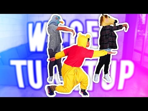 Thumbnail: WE GET TURNT UP CHALLENGE!