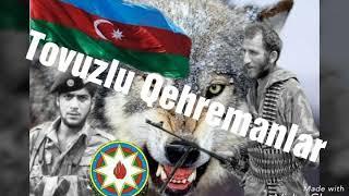 Карабахская война.Азербайджанскые Серые Волки