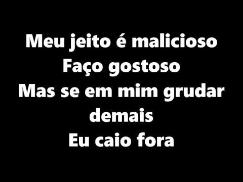 Dani Russo - Jeito Malicioso (LETRA) Música Nova